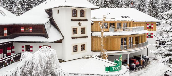 Trattlerhof Hotel Winter