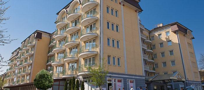 Palace Heviz Hotel