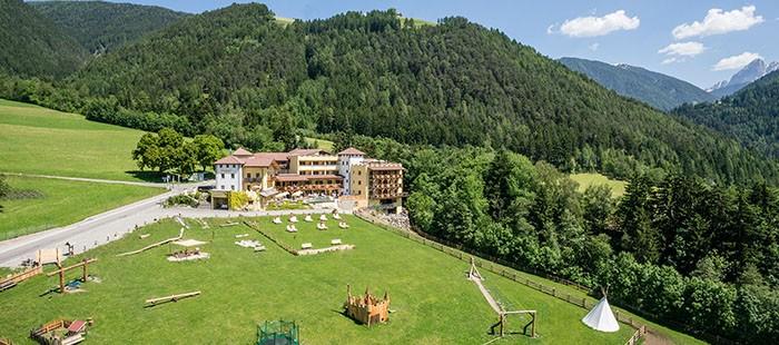 Bergschloessel Hotel