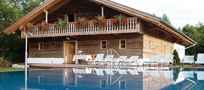 5 Tage Urlaub 4* Superior Wellness Hotel Bad Griesbach ...