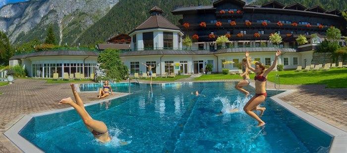 Brandlhof Pool