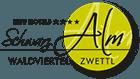 Hotel Schwarz Alm Logo
