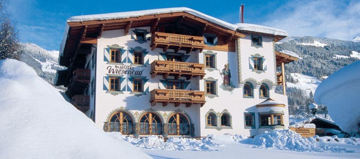 Hotel Wiesenegg ***