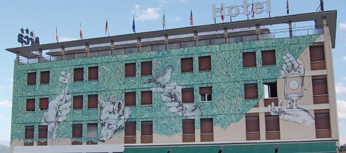 Arcaspoleto Hotel2