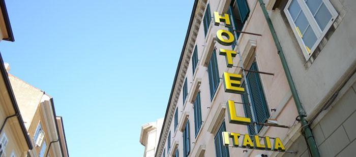 Italia Hotel Aussen