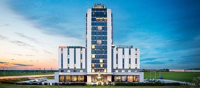 Pannonia Tower Hotel****Parndorf