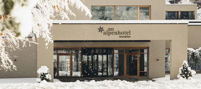 Alpenhotel Hotel Winter2