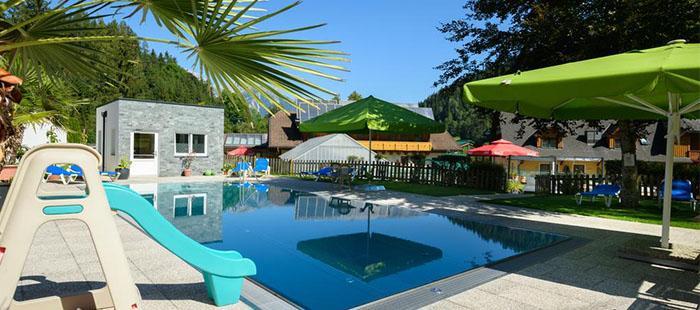 Landauerhof Pool