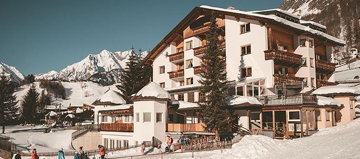 Replerhof Hotel Winter2