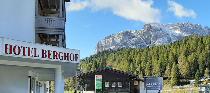 Berghof Nassfeld