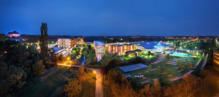 Thermelaa Panorama Nacht