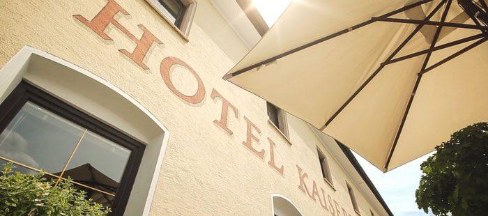 Kaiserhof Hotel Fassade