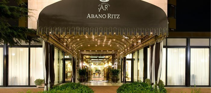 Abano Ritz Spa & Wellfeeling Resort Italy