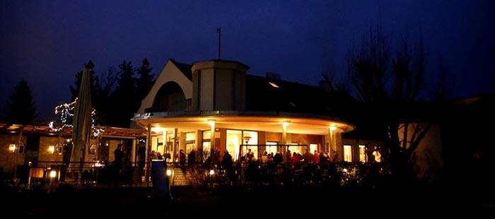 Erla Hotel Abend