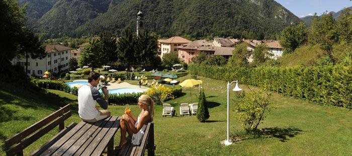 Hotel Garden Trentino Sudtirol Italien
