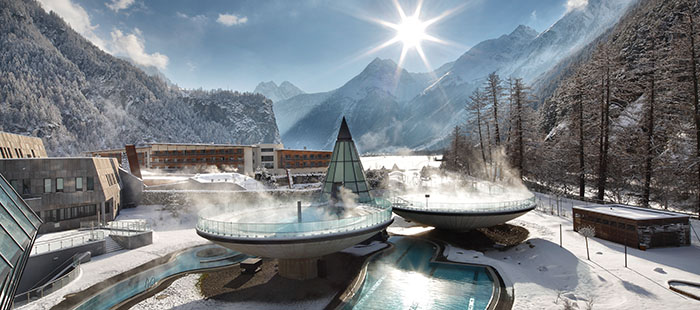 AQUA DOME - Tirol Therme Längenfeld ****superior