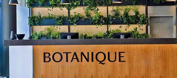 Botanique Rezeption