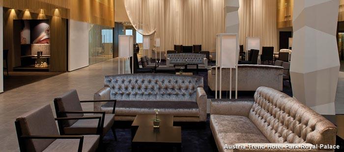 Trend Hotel Lassalle Wien