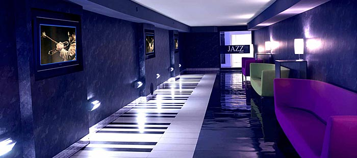 Hotel Gio Wine e Jazz Area