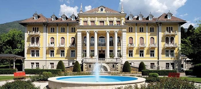 2 Nächte inkl. HP im Grand Hotel Imperial 4****, Levico Terme, Trentino Südtirol um 79€ pro Person