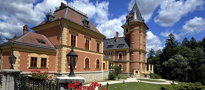 Schlosshotel Sasvar