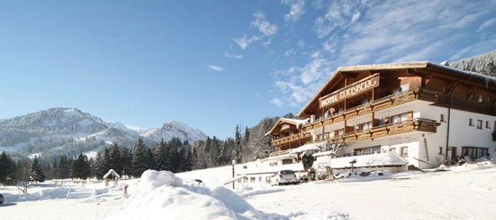 Edelsberg Hotel Winter