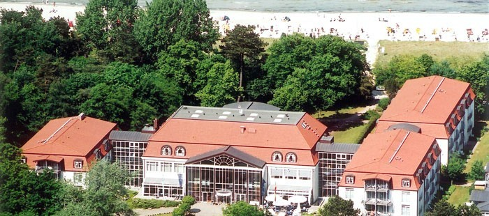 Seehotel Großherzog von Mecklenburg
