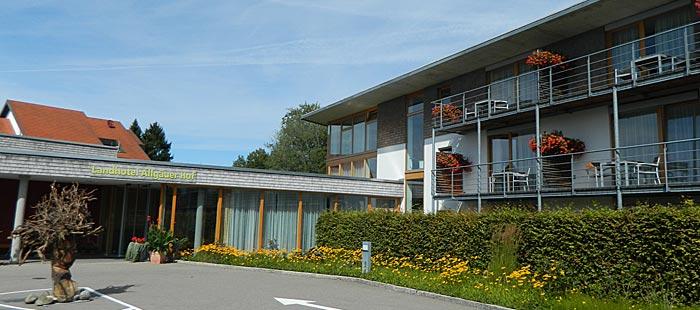 Allgaeuerhof Eingang