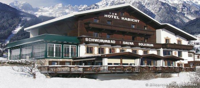 Habicht Hotel Winter