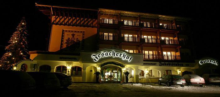 Jesacherhof Hotel Nacht
