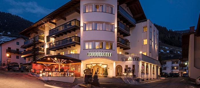 Alpin Art & Spa Hotel Naudererhof