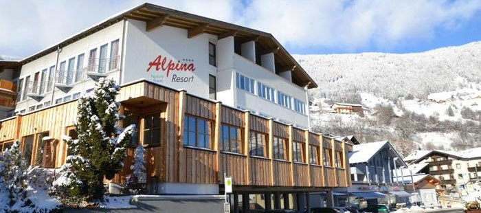 Alpina Hotel Winter2
