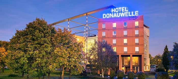 Donauwelle Hotel