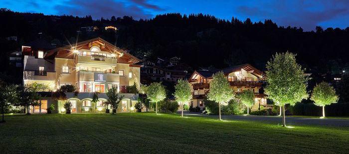 Hubertus Hotel Abend2