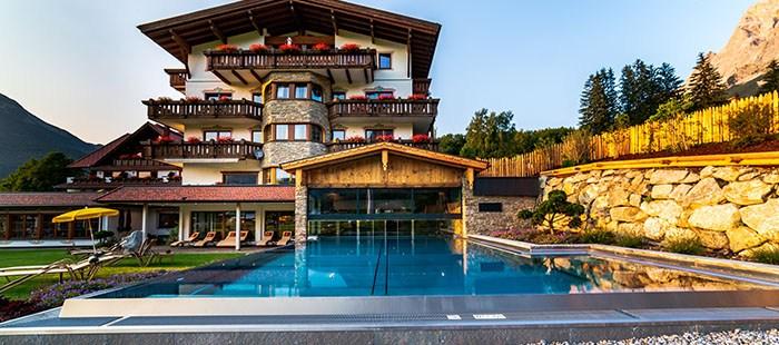 Spielmann Hotel Pool