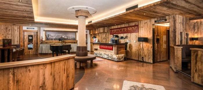 Leipzigerhof Lobby