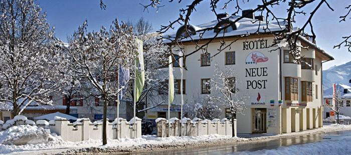 Neuepost Hotel Winter