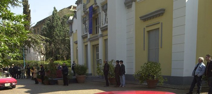 Salvarola Eingang