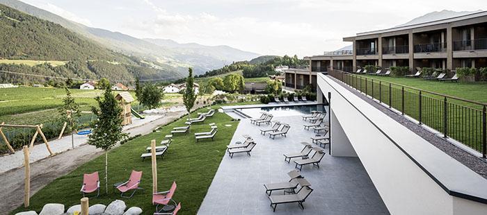 Muehlwald Hotel Garten