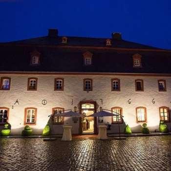 Schlosshotel Burghaus Kronenburg