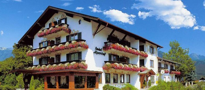 Alpenhof Wallgau Hotel
