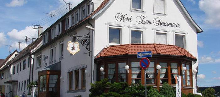 Hotel Zum Reussenstein