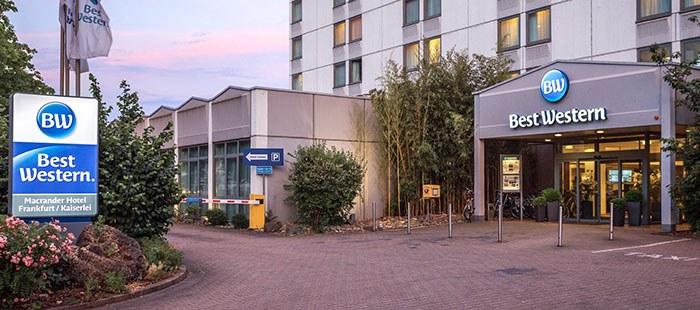 Bwfrankfurt Hotel Aussen3