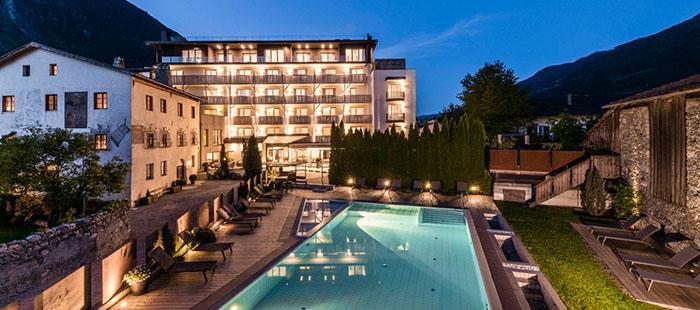 Matillhof Hotel Pool