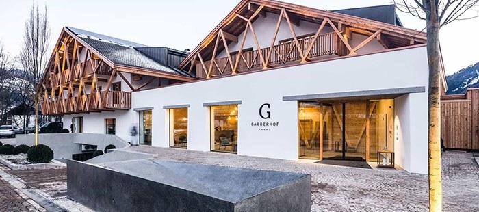 Garberhof Hotel Winter