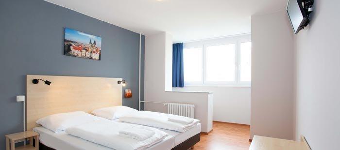 Ao Prag Doppelzimmer