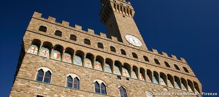 Toskana Firenze Palazzo