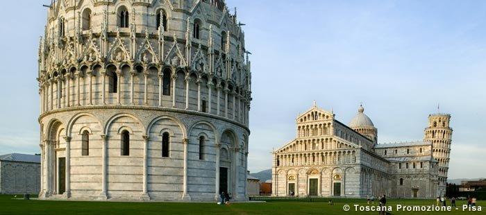 Toskana Pisa Turm3