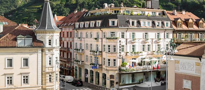 Europa Splendid Hotel