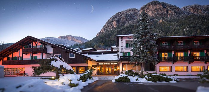 Regina Hotel Winter